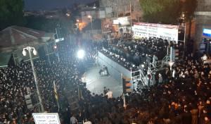 """אלפים במחאה של 'העדה'; """"כבוד התורה"""""""