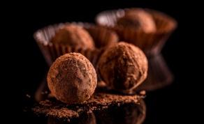 טראפלס שוקולד - כשר לפסח