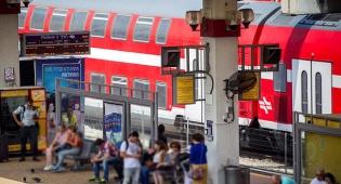 הנקמה של הנהלת הרכבת: השבתת תחנות