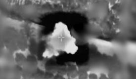 """צה״ל תקף חוליית שיגור כטב""""ם של החמאס"""