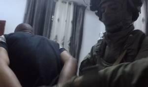 """המסתערבים עצרו מחבל שפצע לוחם מג""""ב"""