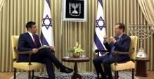 נשיא המדינה בריאיון מיוחד לישי כהן • צפו
