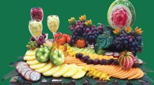 מגש פירות במתנה