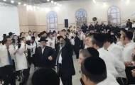 הריקוד של הבחורים עם גפני