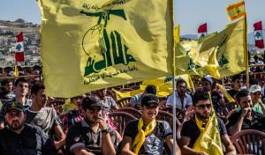 תומכי חיזבאללה בלבנון