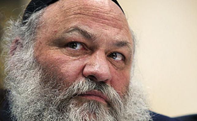 הבן, הרב יצחק גולדקנופף