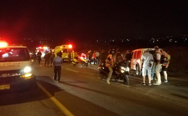 תאונת פגע וברח או פיגוע דריסה? בת 42 מעמנואל נהרגה