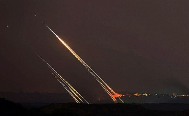 רקטה התפוצצה בנתיבות; חיל האוויר הפציץ ברצועת עזה