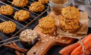 לא רק בריאוֹת: מתכון לעוגיות גזר סופר טעימות