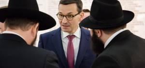 """ראש ממשלת פולין מתאוש מורביצקי - רוה""""מ הפולני: היו פושעים יהודים בשואה"""
