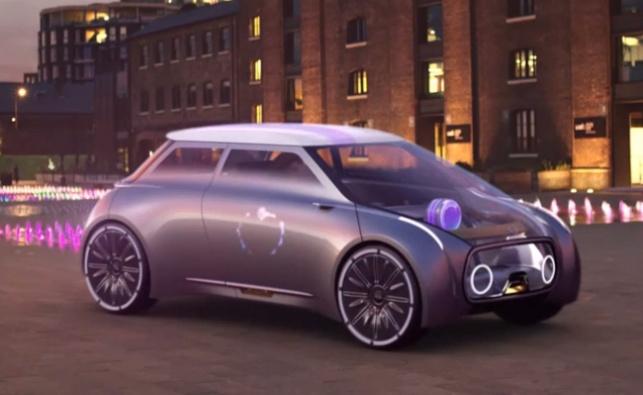 כך נראה רכב העתיד של יצרנית רכבי היוקרה