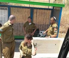 החיילים שירדו מהאוטובוס - חיילים טובים באמצע הבקעה // טור אישי