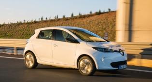 מבחן רכב רנו זואי 110R רכב חשמלי