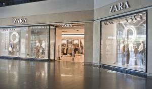חנות של 'זארה'