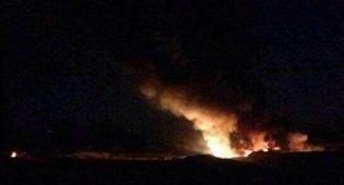 סוריה מאשימה: ישראל תקפה שדה תעופה