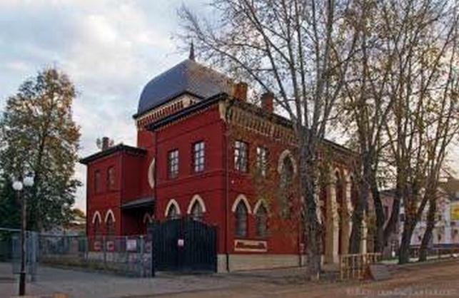 """נפתח מחדש בית הכנסת ב""""קלוגה"""" שברוסיה"""