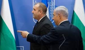 נתניהו וראש ממשלת בולגריה