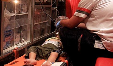 אילוסטרציה - פעוט בן שנה וחצי חזר עם בני משפחתו מאומן ונפטר
