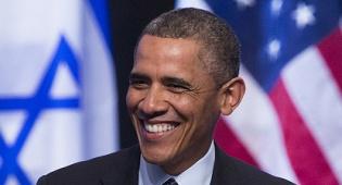 ברק אובמה בנאומו בארץ