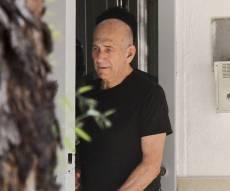 """אהוד אולמרט - אהוד אולמרט שוחרר מביה""""ח - חזרה לכלא"""