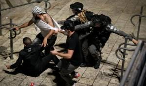העימותים בירושלים