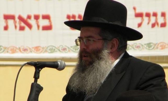 הרב מאיר קסלר