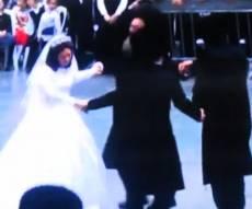 המנהג חודש: ריקוד מעגלי עם החתן והכלה