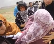 """""""נשות עזה, כך חמאס מתאכזר אליכן"""" • צפו"""