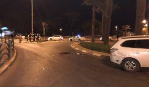 """זירת הרצח בערד - שני בדואים נעצרו בחשד לרצח חייל צה""""ל"""