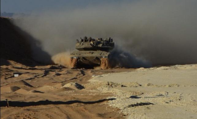 דיווחים פלסטיניים: שני מחבלים נהרגו בעזה