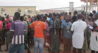 זירת האסון באנגולה, בוידאו דברי הרב בן ארצי - הרב שחזה את האסון באצטדיון באנגולה