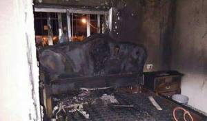 הבית השרוף בדומא
