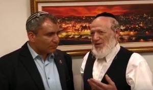 משי זהב הודיע: תומך בשר אלקין בירושלים