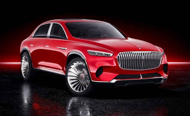 """vision mercedes maybach ultimate luxury"""