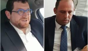 שמוליק גרינברג ופנחס ארליך