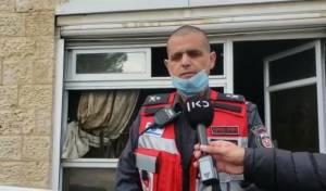 מלכודת האש: ערימת בגדים הוצתה בדירה