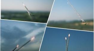 הג'יהאד מציג: כך ירינו רקטות מעזה • וידאו