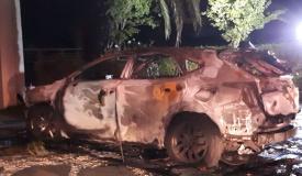 מטען התפוצץ מתחת לרכבו של איש עסקים