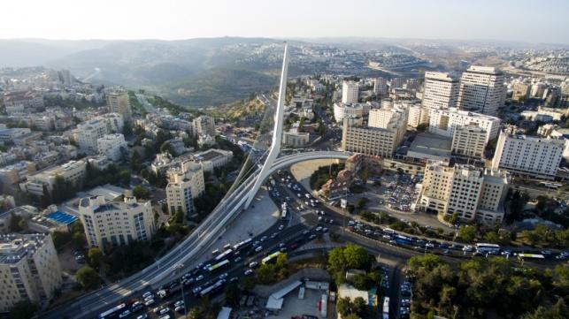 הכניסה לירושלים