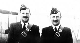 קפטן מרקל הבריטי-יהודי ואחיו התאום