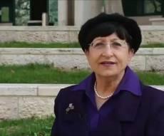 המסר של גב' עדינה בר שלום - פעילים חרדים בקמפיין אחדות חדש. צפו