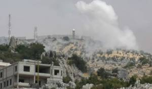הקולות, ועשן ההפצצות