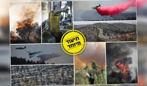 52 שעות של אש ב-52 תמונות של גולדברג