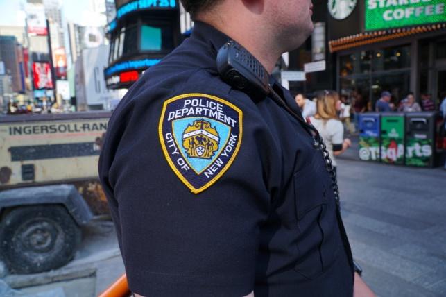 שוטר במשטרת ניו יורק