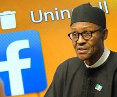 מוחמדו בוהארי, ברקע: מחיקת אפליקצית פייסבוק - הדליפה מפייסבוק: המחשב של הנשיא נפרץ
