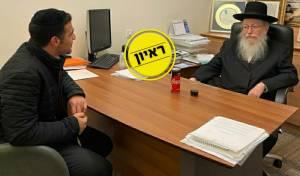 השר יעקב ליצמן בראיון: אין מנוס מבחירות