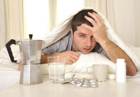 לא נעים מאד: הנגאובר - אם שותים (נכון) - לא נוהגים (לקבל כאב ראש )