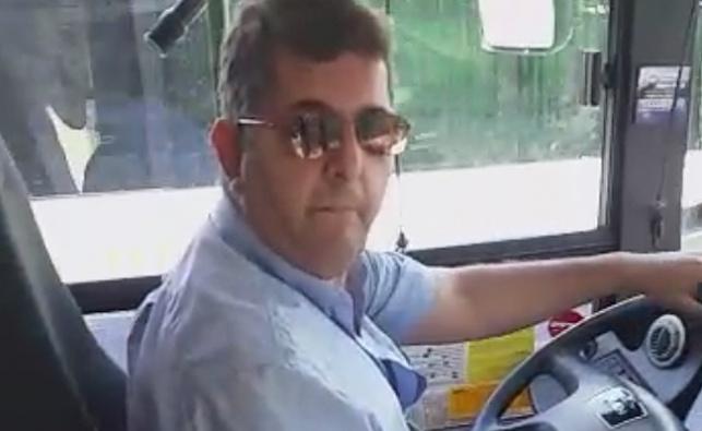 """הנהג שתקף - חברת 'דן' לחרדי שסלח: """"בזכותך יש לנו קיום"""""""