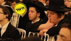 חלק ממשתתפי הכינוס