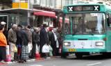 תגבור באגד. אילוסטרציה - תגבור האוטובוסים לכותל מראש השנה ועד יום כיפור